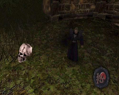 Руна Крик смерти из Готики 2 Ночь Ворона