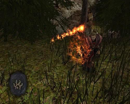 Руна Большая огненная буря – Готика 2