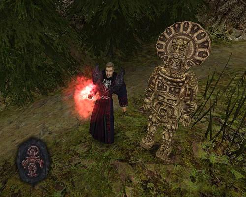 Руна Создание стража из Готики 2 Ночь Ворона
