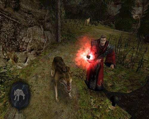 Руна Вызов волка – Готика 2