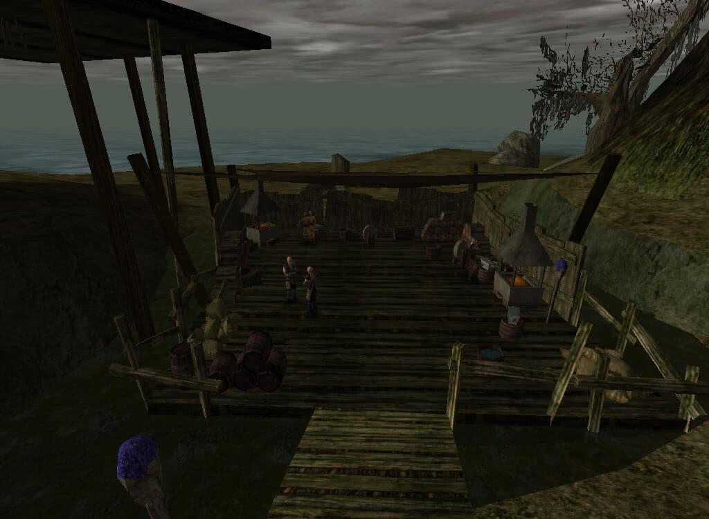 Кузница Болотного братства – игра Готика 1
