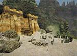 Древний храм в Миртане - игра Готика 3
