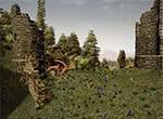 Дракон в развалинах - игра Готика 3