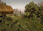 Ферма с коровами - игра Готика 3