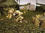 Весьма довольный орк - игра Готика 3