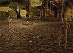 Зомби и скелеты в Готе - игра Готика 3