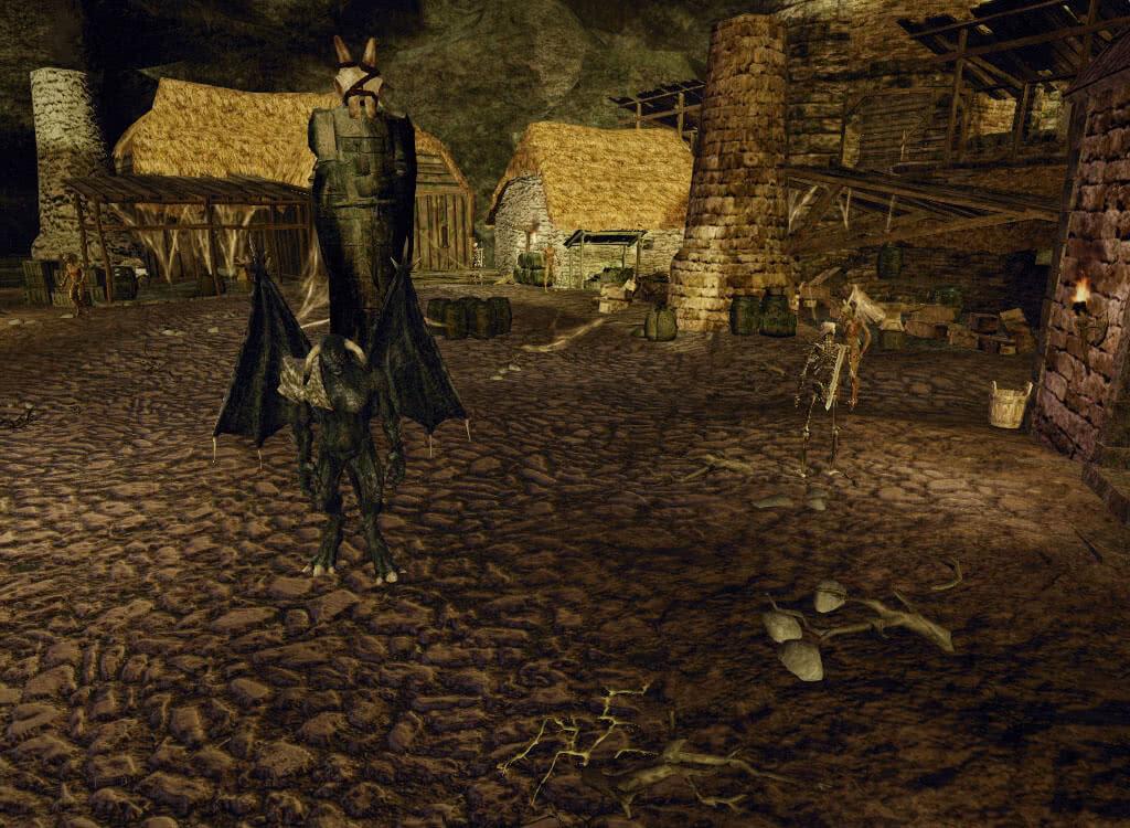 Демон Готы - игра Готика 3
