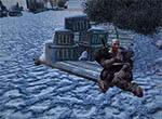 Житель Нордмара отдыхает - игра Готика 3