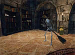Скелет слуга - игра Готика 3