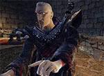 Ксардас показывает пальцем - игра Готика 3