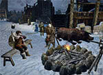 Свинья больше не сможет есть снег - игра Готика 3