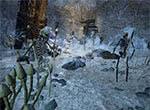 Толпа скелетов - игра Готика 3