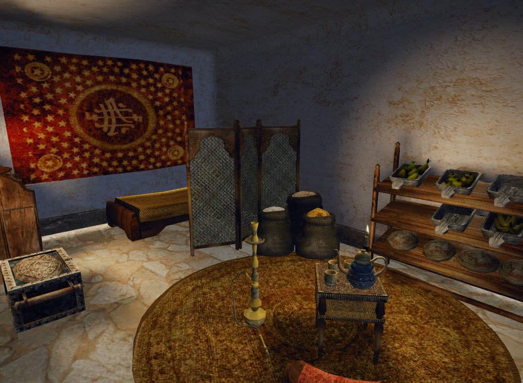 Дом ассасина - игра Готика 3