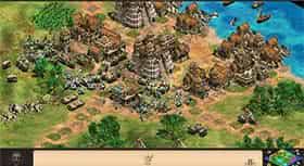 Age of Empires 2 - город