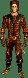 Член Темного Братства Цицерон