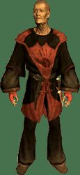 Член Темного Братства Фестус Крекс