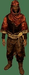 Член Темного Братства Назир