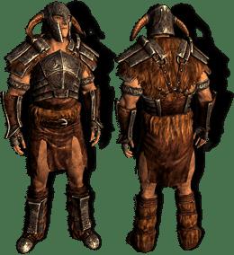 Древние нордские доспехи для мужчин в полный рост