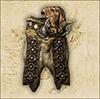Скайрим – Ламеллярная броня с рогами