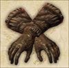 Скайрим – Перчатки борца