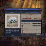 Throne: Kingdom at War - интерфейс каменоломни