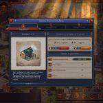 Throne: Kingdom at War - интерфейс постоялого двора