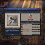 Throne: Kingdom at War - интерфейс Сокровищницы