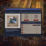 Throne: Kingdom at War - интерфейс стены