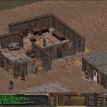 Fallout 1 скриншоты - Эндрю в Джанктауне