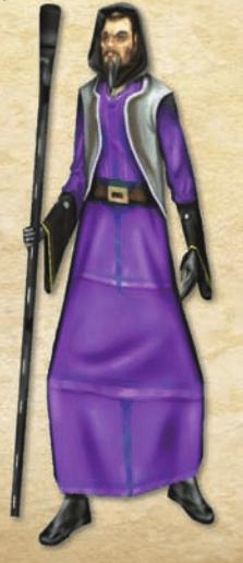 Маг Azra Nightwielder из игры The Elder Scrolls Travels: ShadowKey