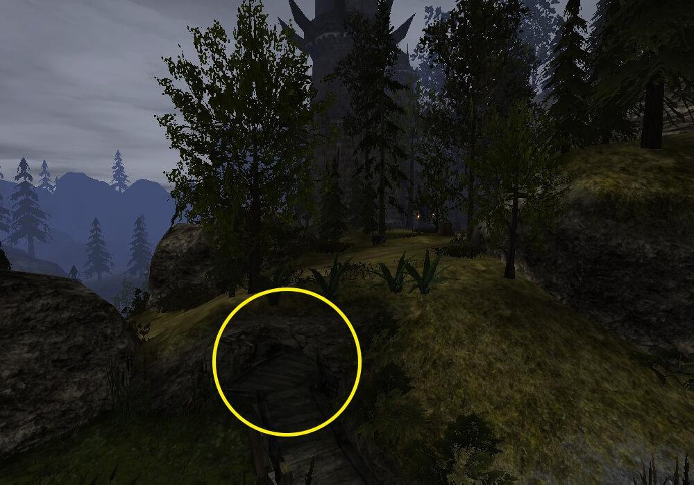Проход в скрытую долину - Готика 2