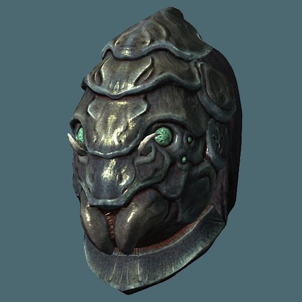 Шлем из хитина жука — The Elder Scrolls V: Skyrim