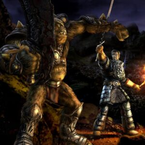 Прокачка и охота на всех монстров Готики 1