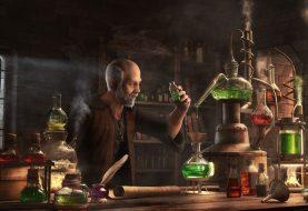 Тонкости алхимии (Готика 2)