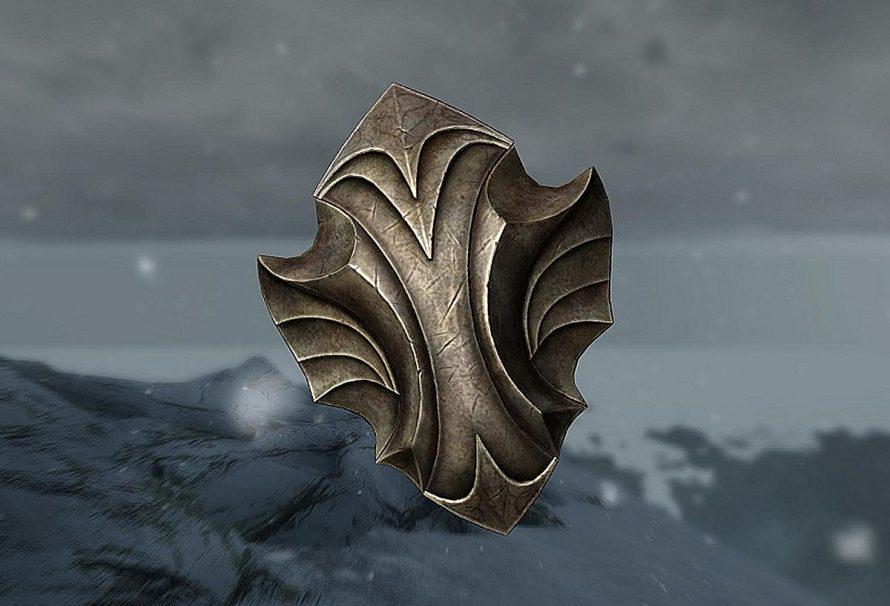 Щит Ауриэля (артефакт из Skyrim)