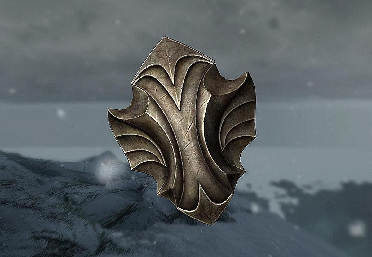 Щит Ауриэля — артефакт из The Elder Scrolls V: Skyrim