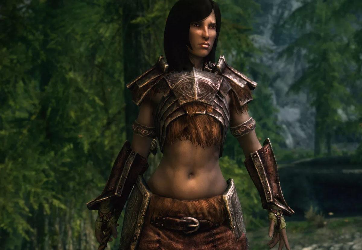 Броня Азидала (полный комплект) — The Elder Scrolls V: Skyrim