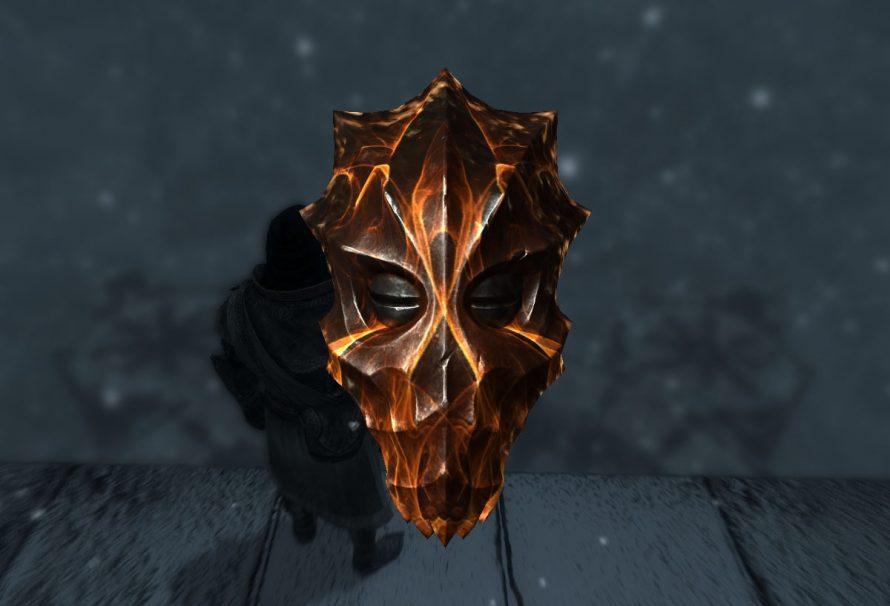 Азидал (маска драконьего жреца)