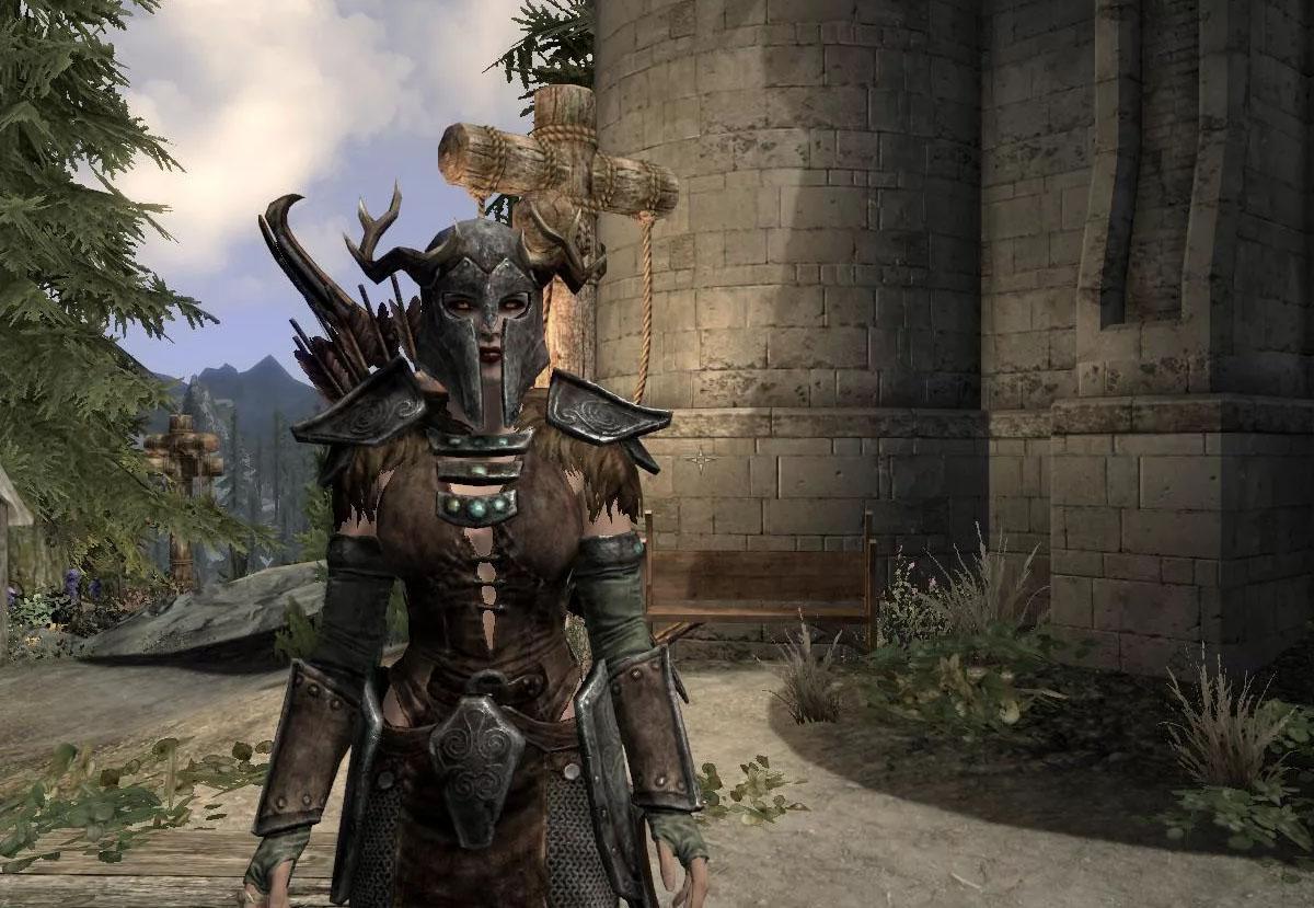 Древняя нордская броня (полный сет) — The Elder Scrolls V: Skyrim