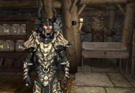 Драконья панцирная броня (Skyrim)