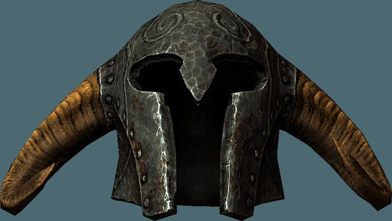 Древний шлем огнестойкости — The Elder Scrolls V: Skyrim