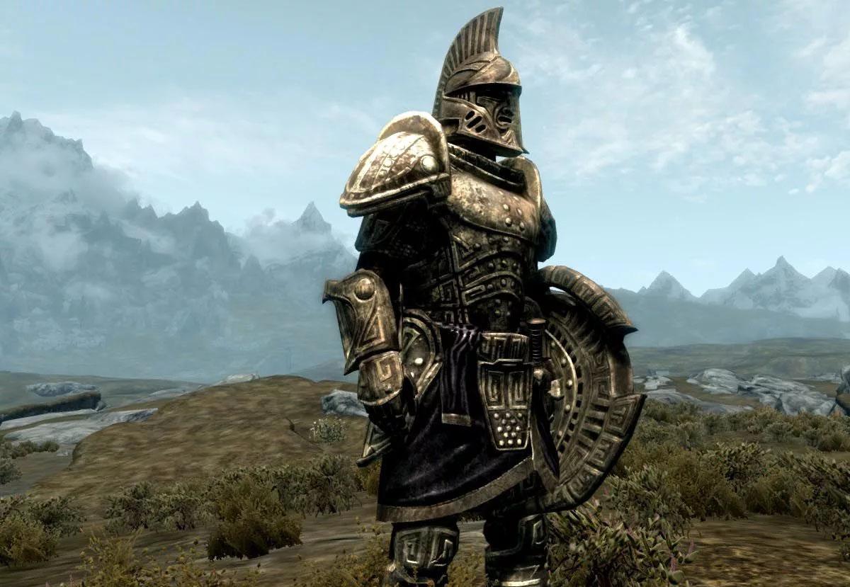 Двемерская броня (полный сет) — The Elder Scrolls V: Skyrim