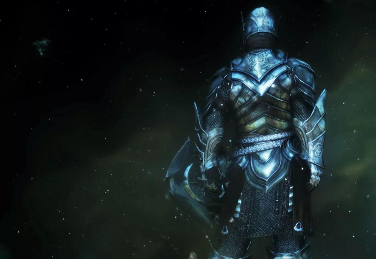 Эбонитовая Кольчуга — артефакт из The Elder Scrolls V: Skyrim