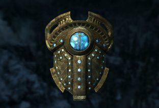 Этериевый щит (артефакт из Skyrim)
