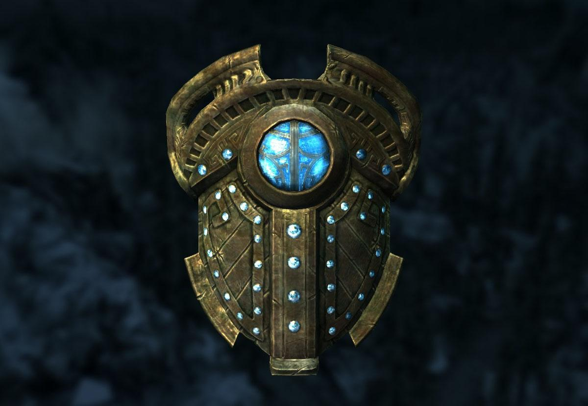 Этериевый щит — артефакт из The Elder Scrolls V: Skyrim