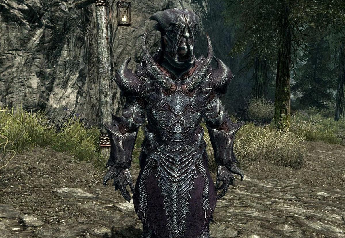 Фалмерская усиленная броня (полный сет) — The Elder Scrolls V: Skyrim