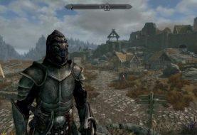 Шлем из хитина жука (Skyrim)