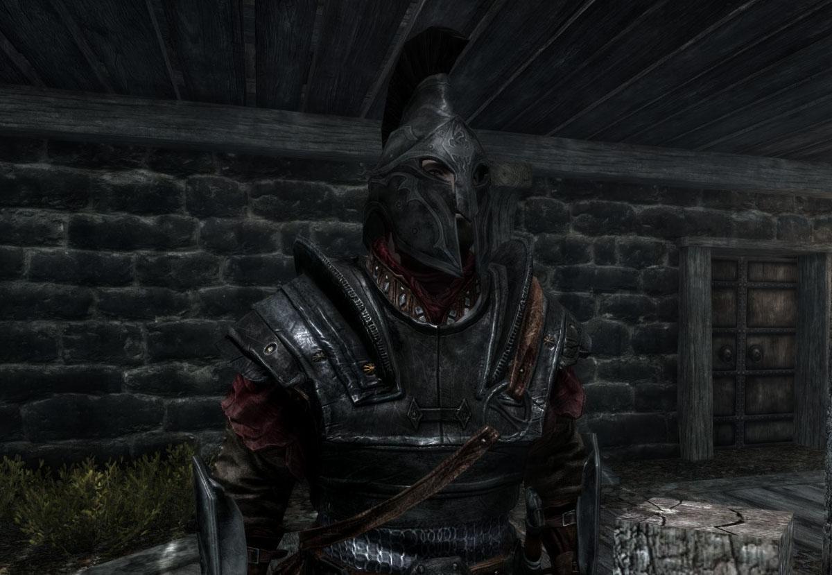 Особые Имперские шлемы — The Elder Scrolls V: Skyrim