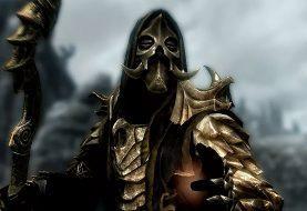 Конарик (маска драконьего жреца)