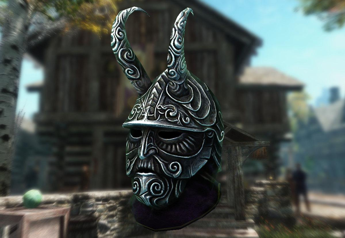 Маска Клавикуса Вайла — артефакт из The Elder Scrolls V: Skyrim